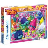 Trolls - 60 Velvet Puzzle