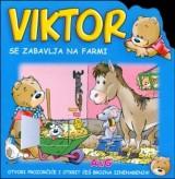 Viktor se zabavlja na farmi