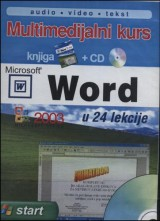 Multimedijalni kurs za Word 2003