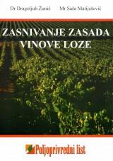 Zasnivanje zasada vinove loze