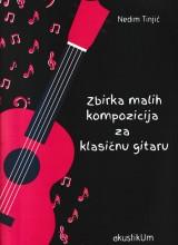 Zbirka malih kompozicija za klasičnu gitaru