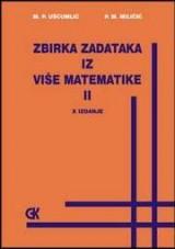 Zbirka zadataka iz više matematike 2