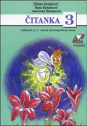 Čitanka 3, udžbenik za treći razred devetogodišnje osnovne škole