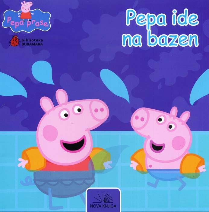 Pepa prase pepa ide na bazen na knjiga knjiara pepa prase pepa ide na bazen thecheapjerseys Choice Image