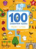 100 zabavnih igara - Bojim i crtam
