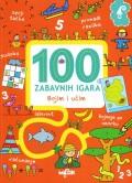 100 zabavnih igara - Bojim i učim