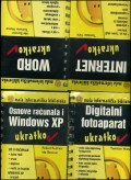 4/1 - Internet, Word, Digitalni fotoaparat, Osnove Windows XP