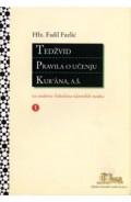 Tedžvid I - Pravila o učenju Kurana a.š. Za studente Fakulteta islamskih nauka