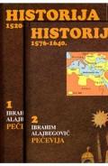 Historija Pečevija - komplet 2 knjige