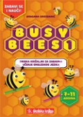 Busy Bees - zbirka križaljki na engleskom jeziku 1. - 4. razred