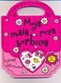 Moja mala roza torbica - bojanka s naljepnicama