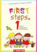 First steps 1 - početnica engleskog jezika za predškolsku dob