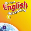 My First English Adventure Level 1 Class CD