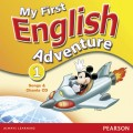 My First English Adventure level 1 Songs CD