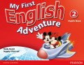 My First English Adventure Level 2 Pupils Book