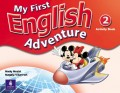 My First English Adventure Level 2 Activity Book