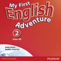 My First English Adventure Level 2 Class CD