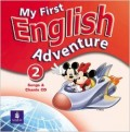 My First English Adventure Level 2 Songs CD