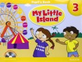 My Little Island Level 3 Students Book and CD ROM Pack