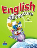 English Adventure: Pupils Book Starter A