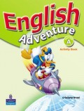 English Adventure: Starter A Activity Book