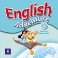 English Adventure Starter B Songs Audio CD