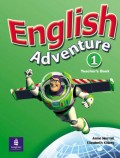 English Adventure Level 1 Teachers Book