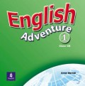 English Adventure Level 1: Class CD Audio CD