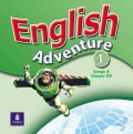 English Adventure Level 1 Songs Audio CD