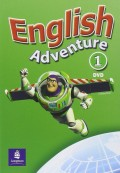 English Adventure Level 1 DVD