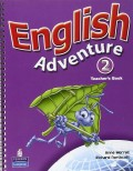 English Adventure: Teachers Book Level 2