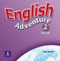 English Adventure Level 2: Class CD - Audio CD