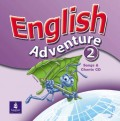 English Adventure: Songs CD Level 2