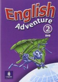 English Adventure Level 2 DVD