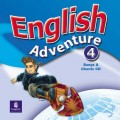 English Adventure: Songs CD Level 4 Audio CD