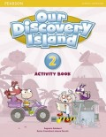 Our Discovery Island Level 2 Activity Book and CD-ROM