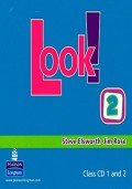 Look!: Class CD Level 2 Audio CD