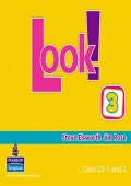 Look!: Level 3 Audio CD