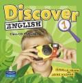 Discover English Global Starter Class CDs 1-2