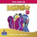 Backpack Gold Starter Audio CD