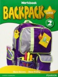 Backpack Gold 2 Workbook and CD