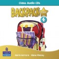 Backpack Gold: 4 Audio CD