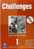 Challenges: Total Teachers Pack 1: Total Teachers Pack 1 and Test Master CD-Rom 1