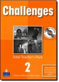 Challenges: Total Teachers Pack 2: Total Teachers Pack 2 and Test Master CD-Rom 2