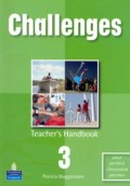 Challenges: Teachers Handbook  3