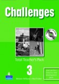 Challenges: Total Teachers Pack 3: Total Teachers Pack 3 and Test Master CD-Rom 3
