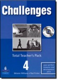 Challenges: Total Teachers Pack 4 and Test Master CD-Rom