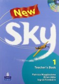 New Sky Teachers Book and Test Master Multi-Rom 1 Pack