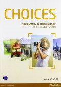 Choices Elementary Teachers Book & DVD Multi-ROM Pac