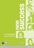New Success Pre-intermediate Teachers Book & DVD-ROM Pack